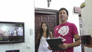 preview picture of video 'Concurso de Pintxos Eurovillas 2011'