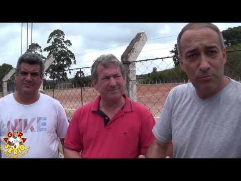 Deputado Estadual Enio Tatto com o ex Vereador Edson Garcia e o Vereador Marciano