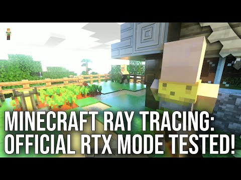 Nvidia devs accidentally created a camera obscura in minecraft through the simulation of light with their ray tracing tech. (start at 7:14)