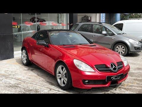 Arabami Kaplattim  -  Mercedes Slk 200