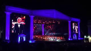 Granada  - Andrea Bocelli and Joseph Calleja 2017 Concert