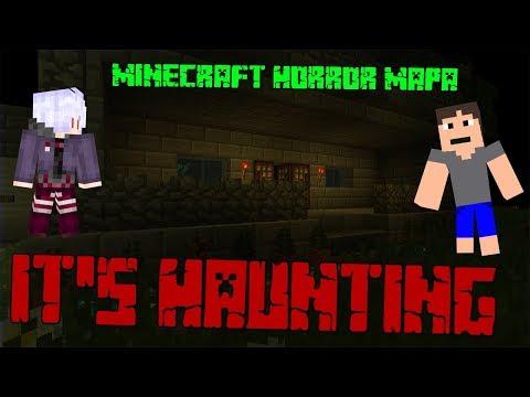 It's Haunting Minecraft Horror mapa CZ