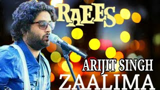 zaalima | Arijit singh LIVE