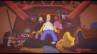 SUICIDEBOYS   KILL YOURSELF III Sub Ingles   Español (Simpsons Sad Moe)