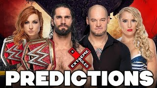 WWE Extreme Rules 2019 Predictions