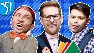Nerding Out with The Boys - SmoshCast #51