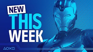 New PS4 Games This Week
