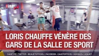 Loris Chauffe Vénère Des Gars De La Salle De Sport   C'Cauet Sur NRJ
