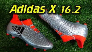 Adidas X 16.2 (Mercury Pack) - Review + On Feet