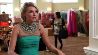 Josefin Donat Germany Miss Universe 2014 Official Interview