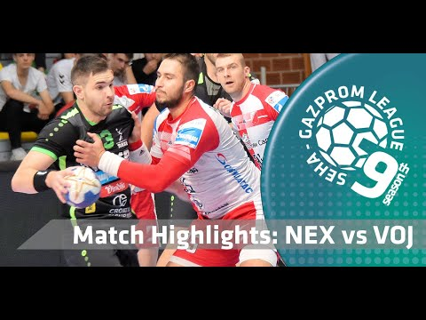 Match highlights: Nexe vs Vojvodina