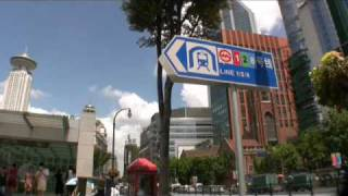 preview picture of video 'Shanghai Transport - Metro, Bus, Taxi, Train - www.TravelGuide.TV'