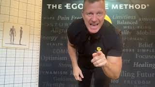 Tony Robbins and Egoscue Education