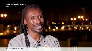 """#CAN2019 - Aliou Cissé, entraîneur du Sénégal : """"aucune pression ne nous tétanise"""""""