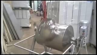 Маслобойка промышленная-Маслоизготовитель периодического действия Милберг МИ | Butter Churn Milberg