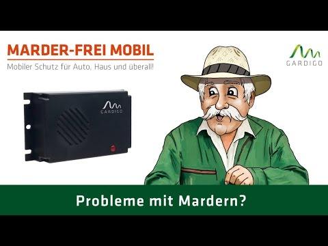 Marder-Frei Mobil von Gardigo