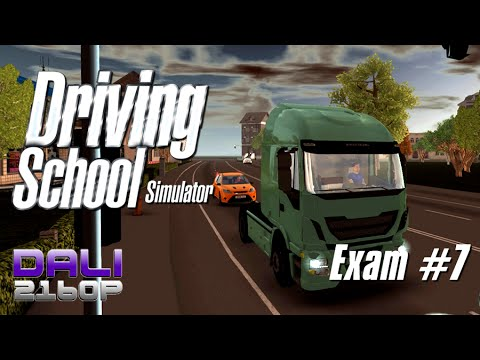 Education simulator driver