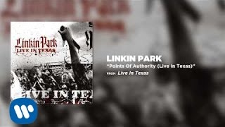 Points Of Authority Live In Texas  Linkin Park