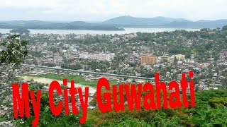 preview picture of video 'My City Guwahati,I am Traveling,'