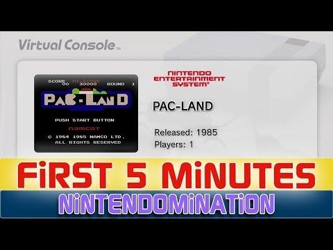 Pac-Land Wii U