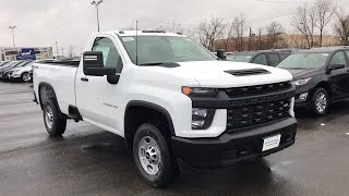 2020 Chevrolet Silverado 2500HD Columbus, London, Springfield, Hilliard, Dublin, OH CF0T174413