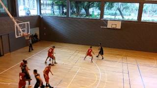 preview picture of video 'CB Ciutat Vella A 72 - 68 Centric CB Cellera (30-11-2014)'