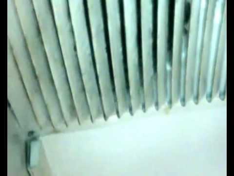 rejillas - ventilación correcta