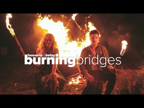Burning Bridges - One Republic (Covered by Heavens to Betsy feat. Betsy Boyer Jones)