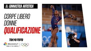 Ginnastica Artistica Corpe Libero Donne | Qualificazione  Highlights | Giochi olimpici - Tokyo 2020