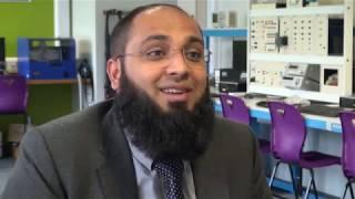 Dr Anas Amjad