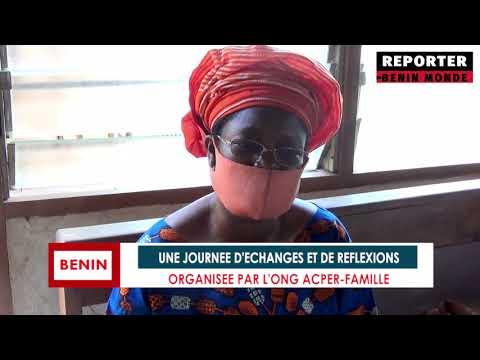 REPORTER BENIN MONDE : REFLEXIONS ET ECHANGES AUTOUR DE L'EDUCATION A LA SEXUALITE REPORTER BENIN MONDE : REFLEXIONS ET ECHANGES AUTOUR DE L'EDUCATION A LA SEXUALITE