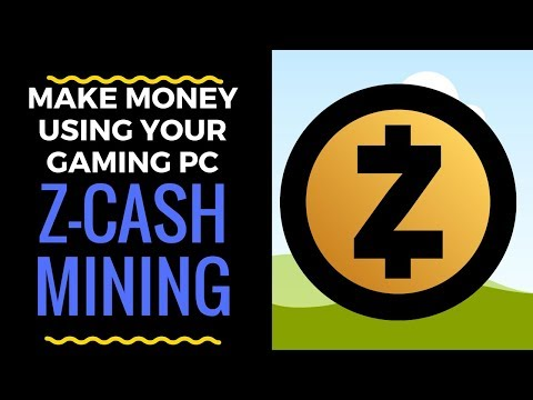 Zcash (ZEC) Mining on your Gaming PC | GPU and CPU
