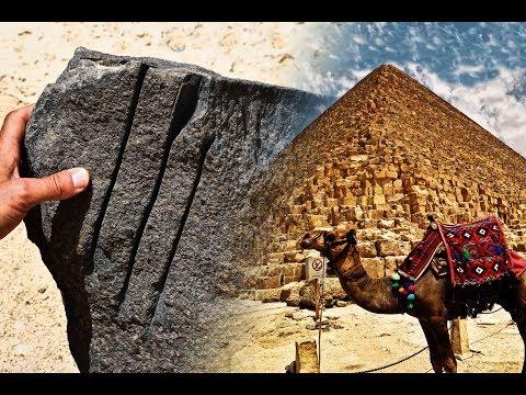 Hochtechnologie In Den Pyramiden Ägyptens Entdeckt!