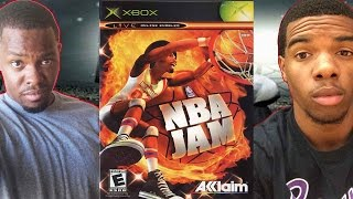 HE'S ON FIIIYAH!!! - NBA Jam (Xbox)   #ThrowbackThursday ft. Juice