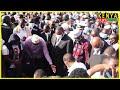 Yusuf Haji Burial - See Uhuru, Ruto & Raila