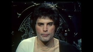 Queen   We Are The Champions (TOTP Video With Colour Intro)   Official Music Video (High Quality)