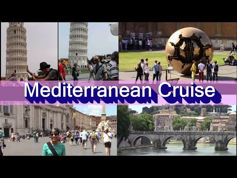 Mediterranean CRUISE/NCL NORWEGIAN EPIC CRUISE; from Rome, Italy:  NCL Epic port tour – ROME & more