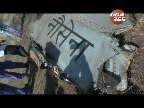 Navy's fighter plane MiG-29K crashes, pilots eject safely