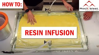 How to do Resin Infusion