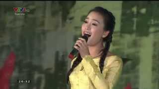 Tiếng hát trên đường quê hương - Huyền Trang | Hùng thiêng đất mẹ