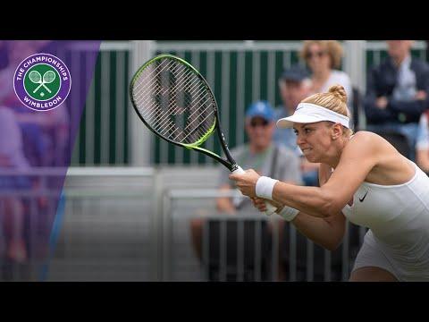 Emotional Sabine Lisicki on Wimbledon 2019 Qualifying victory