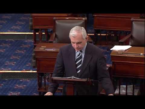 Reed Floor Speech on Yemen Resolution