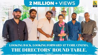 Tamil Directors Roundtable | Full Interview with Subtitles