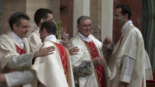 "Priestly Ordinations: ""God always promises the future"""