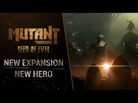Mutant Year Zero: Seed of Evil - Launch Trailer thumbnail