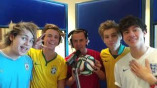 5 Seconds of Summer (ft. Scott Mills) - Hearts Upon Our Sleeve (with download link)