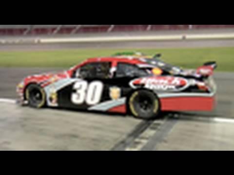 Intense Toyota NASCAR Ridealong