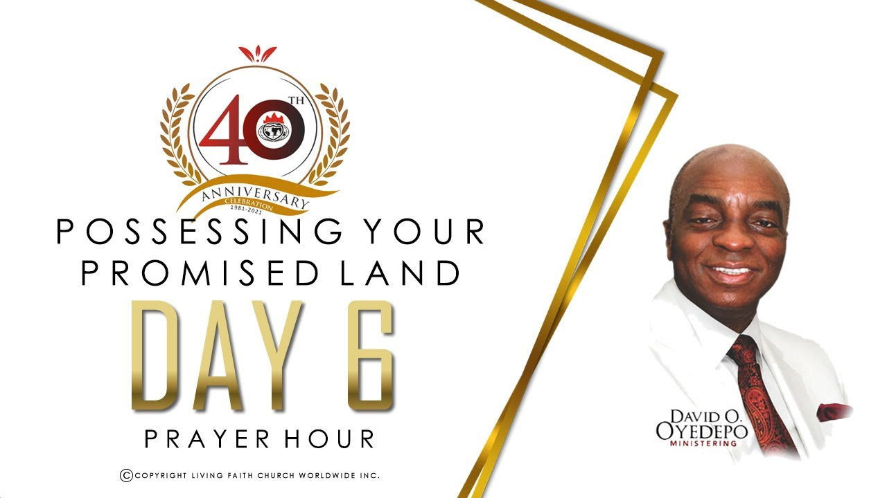 Winners Chapel 7th May 2021 Live Service with David Oyedepo