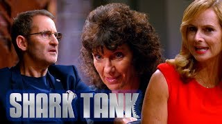 Businesswoman Causes A Sharknado In The Tank | Shark Tank AUS