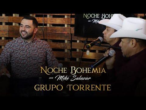 Grupo Torrente en Noche Bohemia con Mike Salazar
